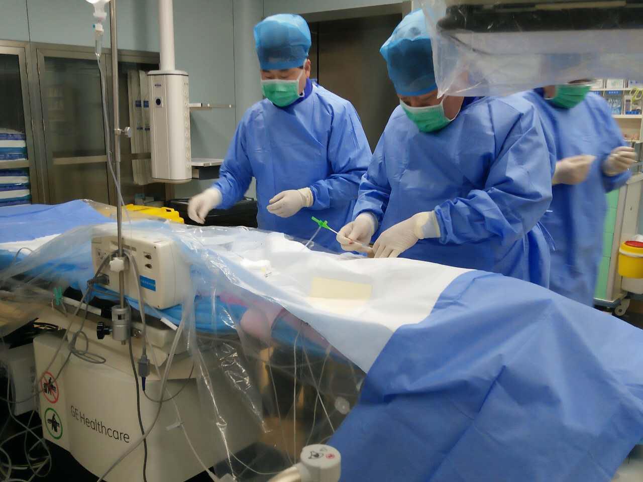 徐州儿童医院心血管内科成功开展小儿先天性心脏病介入封堵手术